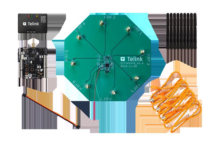 TLSR8278_Indoor_Positioning_Starter_Kit